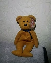 brown bear plush toy with red dress Wellingborough, NN8