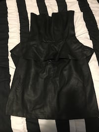 Leather dress Guelph, N1H 3A8