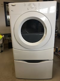 Whirlpool Accu-dry dryer new condition