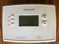 Honeywell programmable thermostat. Works great