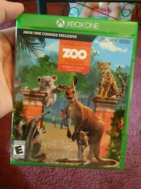Xbox One Zoo Tycoon Anderson, 29624