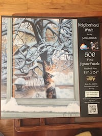 Neighborhood watch art puzzle Wilmington, 28409