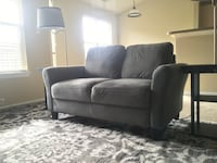 Blueish-Grey Loveseat (CLAIMED) Charlotte, 28273