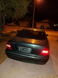 black Mercedes-Benz car Las Vegas, 89117