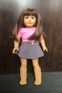 American girl doll with clothes St Albert, T8N 7H4