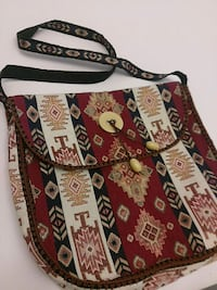 All hand-stiched new purse from Armenia Los Angeles