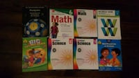 Used Children's math books and workbooks Sterling, 20165