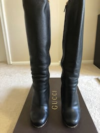 KNEE HIGH GUCCI BOOTS SIZE 8 Mc Lean, 22102