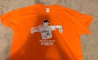 Exclusive Astros gameday giveaway Zach Greinkie debut Shirt  Tomball, 77377