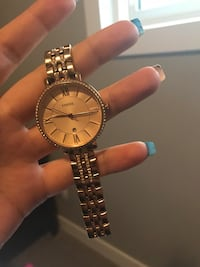 WOMANS FOSSIL WATCH Sherwood Park, T8H 0V9