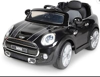 Mini Cooper Elbil Hatch, Svart   Moss, 1511