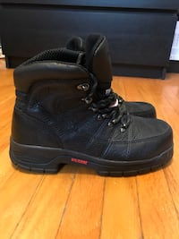 Brand New - Women's Wolverine Steel Toe Boots - Green Triangle CSA Approved Toronto