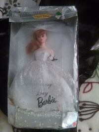 Barbie doll in white dress Provo, 84604