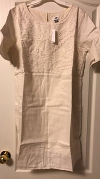 Cotton and lace dress - BNWT Vaughan, L4J