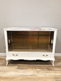 Antique RCA victor cabinet painted display case  Los Angeles, 91344