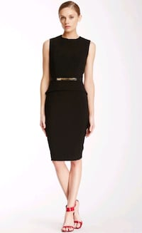 Calvin Klein Black Dress NEW Size S North York, M3K 2C1