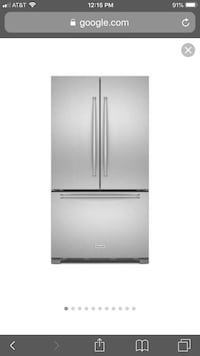 "36"" Counter Depth Refrigerator  San Clemente, 92673"