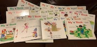 Used My First Steps To Reading Book Set Windham, 03087