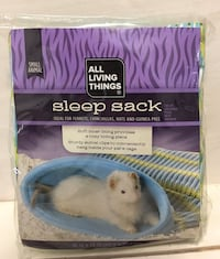 Ferret / Chinchilla / Rats / Guinea Pig / Small Animal Sleep Sack Bed