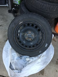 Winter tires, firs Pontiac pursuit (205 55 r16) Ottawa, K1C 2L9