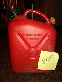 PETROLEUM Fuel can 5L /1 GAL