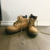 Brand new Dr Martens leather work boots Stockton, 95205
