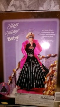 Barbie doll in black and red dress Baldwin Park, 91706