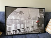 Ikea Picture Frame with Picture