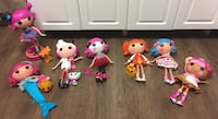 Lalaloopsy Dolls for sale Kitchener
