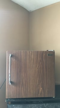 gray and black compact refrigerator Port Richey, 34668