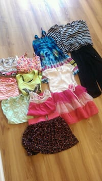 Girls summer clothes sizes 6x/7 Wallingford, 06492