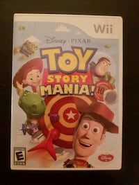Toy Story Mania for Nintendo Wii  Vaughan, L4L