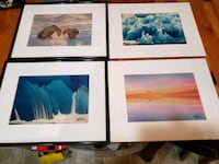 11 x 14 Photographs 2 framed 2 not Vancouver, 98660