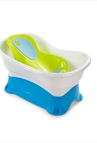 Baby bathtub new condition  Vaughan, L4L 9M6