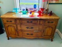 Thomasville French Provincial Buffet Sideboard Server Rockville, 20855