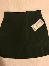 A pair of athleta shorts/skirt, new with tags. Size 2.  Reston, 20190