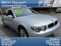 2003 BMW 745 LI Chicago, 60612