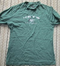 NY Jets T -Shirt--Size Large Derby