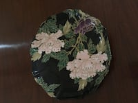 Fitz and Floyd Cloisonné peony cookie plate Vaughan, L4J 1B9