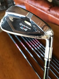 Brand New 2018 Taylormade M4 Irons Antioch, 60002