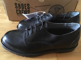 Brand new Leather Slip Resistant Shoes