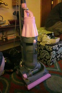 Dyson DC07 Breast Cancer Awareness Series Pink