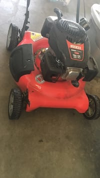 Lawn mower only used a few times