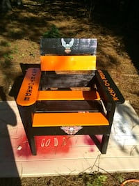 One-of-a-kind Harley-Davidson chair make an offer Columbus, 31909