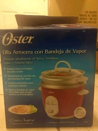 Oster rice cooker Jersey City, 07307
