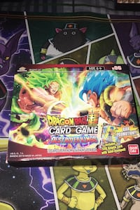Dragon Ball Super Destroyer Kings Box of Commons