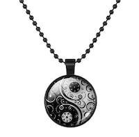 Ying Yang necklace for men Vaughan, L6A 3P3