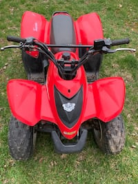 2014 KYMCO Mongoose 90 Four Wheeler | Will consider reasonable OFFER- NEED SELL THIS WEEKEND! Chantilly, 20151