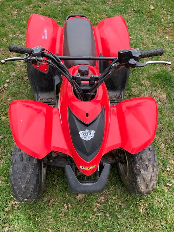 2014 KYMCO Mongoose 90 Four Wheeler | Will consider reasonable OFFER- NEED SELL THIS WEEKEND! 981aad7d-a212-4872-a8d5-c21efba82d1b
