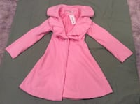 Stylish, Xsmall/small Women's Fashion coat, New with tags Miller Place, 11764